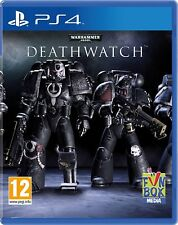 Warhammer 40,000 Deathwatch For PS4 (New & Sealed)