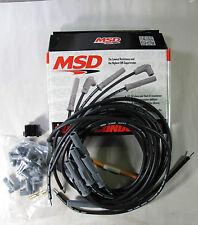 MSD Ignition 31183 Black Universal 8.5mm Spark Plug Wire Set 8-Cylinder