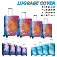 "18-32"" Elastic Travel Luggage Suitcase Dust-proof Cover Trolley Case Protector"