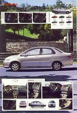 Honda City 2008 catalogue brochure polonais Poland rare
