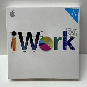 Apple iWork 09 Mac DVD-ROM Family Pack, MB943Z/A - NEW