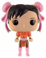 Funko Pop Street Fighter - Chun-li Red Outfit #13445