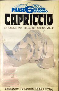 Capriccio Armando Sascia Orchestra La Musica Più Bella Del Mondo Mc