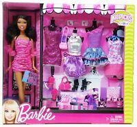 2012 Mattel Toys r Us KidPicks Nikki Barbie Gift Set No. X4852 NRFB