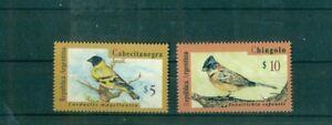 Argentina - Sc# 1876,1880. 1995 Birds. Complete Set. MNH $45.00.