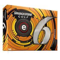 Bridgestone e6 Golfbälle weiß 12 Stück 1 Dutzend in Originalverpackung
