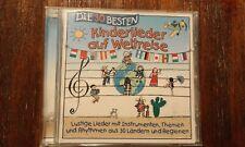Die 30 besten Kinderlieder auf Weltreise CD