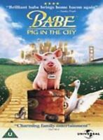 BABE - Pig In The City [DVD] [1998][Region 2]
