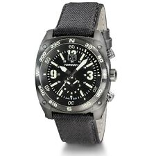 New Torgoen Swiss T7 T7TB Men's Chronograph Quartz Tactical Pilot Sport Watch