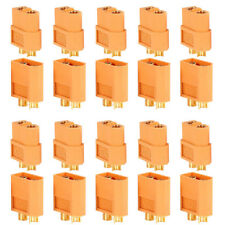 20PCS 10 Pairs XT60 Male Female Bullet Connectors Plugs For RC Lipo Battery OI