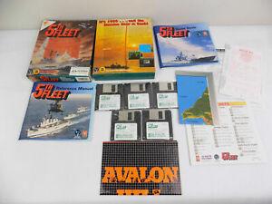 PC Big Box Avalon Hill 5th Fleet 9/10 Condition - Complete - Free Post