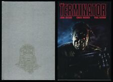 Terminator Tempest Hardcover Slipcase Limited Rare HC HB Signed & Numbered T-800