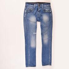 G-Star Herren Hose Freizeithose Gr.31 Jeans Radar Low Loose Rope Blau, 61199