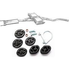 Mittelschalldämpfer Auspuff für Ford Scorpio 2 II 2.0i/2.3i 8V/16V  + Anbausatz