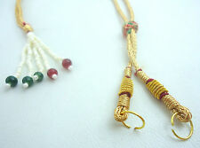Jewelry Repair Gold Tone High Quality Adjustable Cord Beads Necklace Jewelry