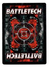 Battletech ccg Unlimited (UE) Uncommon cards 1/4