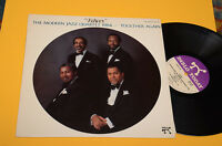 MODERN JAZZ QUARTET LP TOGETHER AGAIN TOP JAZZ USA 1984 NM ! AUDIOFILI