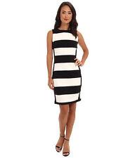 Calvin Klein Polyester Stripes Dresses for Women