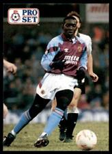 Pro Set Football 1991-1992 Aston Villa Dwight Yorke #11