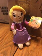 NWT Disney Store Rapunzel Plush Toy Princess Tangled the Series Ships N 24h