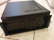 Sony LMT-100 Media Block Digital Cinema Server 4K projector SRX-R220 R210