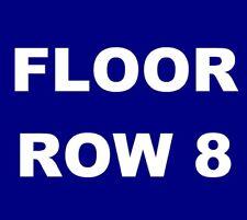 Judas Priest tickets Phoenix Comerica Theatre 4/24 *** FLOOR 6, ROW 8! ***