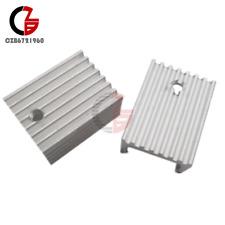 20PCS Heat Sink 21x15x10mm Aluminum Heat Sink TO-220 Transistors DIY C