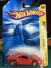 🔴Hot Wheels Custom Real Riders Red Ferrari GTO 2008