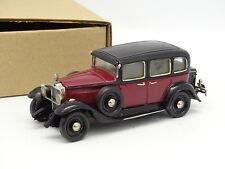 AMR Gyl Kit Monté 1/43 - Minerva Type AR 1932 Noire et Rouge
