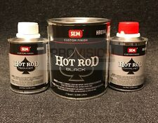 SEM HR010 HOT ROD BLACK KIT MATTE 2K 1 STEP PROCESS (SEM HR010)