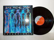 JEAN MICHEL JARRE - Chronologie - Rare LP Spain 1993 VG++/VG++