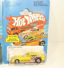 Rarität Hot Wheels2023 Pepsi Challenger ca. 30-40 Jahre alt orig. verpack