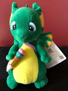 "Vintage 1999 Russ 7"" Pocket Dragon #6442 Scribbles  NEW NWT Mint"