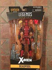 Marvel Legends DEADPOOL figure Juggernaut BAF Series X-Men Avenger Wade Wilson