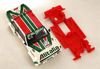 Chasis 131 Lineal Mustang Slot compatible Scalextric SCX carroceria no incluida