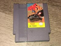 Conflict Nintendo Nes Cleaned & Tested Authentic