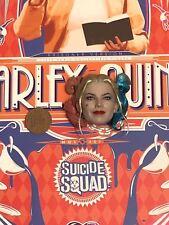 Hot Toys Suicide Squad Harley Quinn Prisoner Head Sculpt loose 1/6th scale