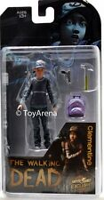 Skybound Exclusive The Walking Dead Clementine Color Ver Clean Action Figure