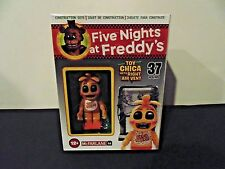 McFarlane Five Nights at Freddy's TOY CHICA with RIGHT AIR VENT CONSTRUCTION