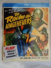 Revenge of the Creature 3D [1955] {Sequel to Black Lagoon}~~3D+2D~~SLIPCOVER~NEW