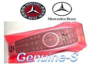 OEM 2014-2018 Mercedes E350 E550 E63AMG Car Entertainment DVD Navigation Remote