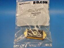 (12) EDS10658-A ELCON POWER CONNECTOR 8 POSITION FEMALE MEGGER 14781 PS-9116 ?