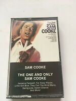 The One And Only Sam Cooke Tape Cassette