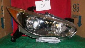 2013-15 infiniti JX35 xenon headlight   RH