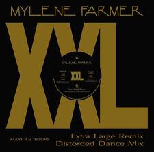 """Mylène Farmer 12"""" XXL - Limited Edition, Reissue 2017 - France (M/M)"""