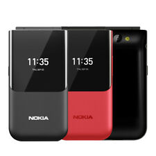 "Nokia 2720 Flip 4G 2.8"" Dual-core 2 MP Snapdragon 205 Phone , GSM Unlocked"