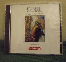 SPELLBOUND / Jazz Sketches / 1998 Saxophone CD SEALED