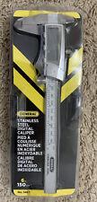General Stainless Steel 6 In 150mm Digital Caliper Model 1467