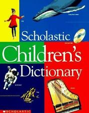 Scholastic Childrens Dictionary - 1st Sc