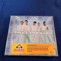 CD Backstreet Boys Millenium
